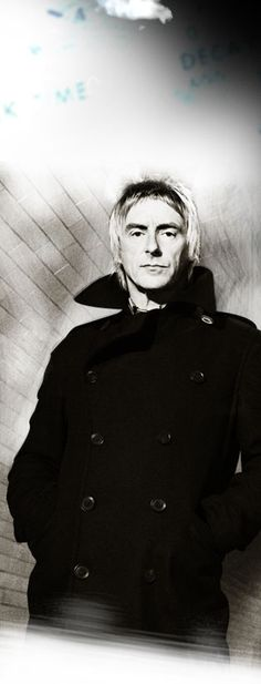 """Paul Weller - """"The Modfather"""" Epitomises cool"""