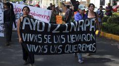 Marchan en seis ciudades de Guerrero en apoyo a estudiantes - http://notimundo.com.mx/estados/marchan-en-seis-ciudades-de-guerrero-en-apoyo-estudiantes/28447