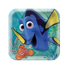 The perfect addition to your Finding Dory themed event!  The Finding Dory Party Plates feature Dory and Nemo in their underwater world! Team with our Finding Dory Party Napkins and Party Cups as well.   #partytheme #findingdory #findingnemo #balloon #giantballoon #happybirthday #kidsparty #doryparty #designerkids #designerbaby #motherhood #event #styling #partyplanning #partyshop #partydecor #littlebooteekau #partyplates #paperplates #picnic #disney #pixar #childhood