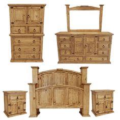Modern Rustic Bedroom Furniture Sets Plans Free