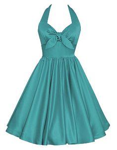a cute 1950's style dress.