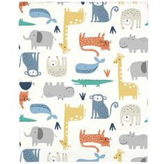 Baby Animal Nursery, Safari Nursery, Nursery Themes, Nursery Room, Nursery Ideas, Hobby Lobby Fabric, Baby Mattress, Dinosaur Pattern, Baby Fabric