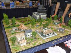 Wargame news and terrain