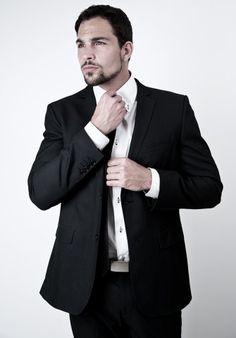 Fashion male model at contrebande
