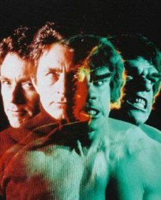 The hulk. The TV show. Old school