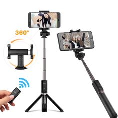 Selfie Stick Tripod for iPhone 8 //Price: $31.98 & FREE Shipping //     #Photographer