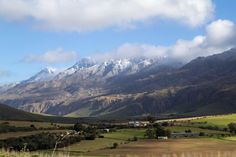 valley at base of Swartberg Mountains. South Africa, Westerns, Landscapes, African, Base, Mountains, Places, Nature, Travel