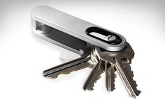 KeyonPod Key management systems to tame unruly keychains are still in their early days, but KeyonPod's solution is one for the ages.