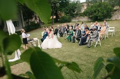 © Memory Wedding Tuscany Patricia & Robert.  Country-Chic Wedding