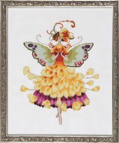 Buttercup - Nora_Corbett Pattern
