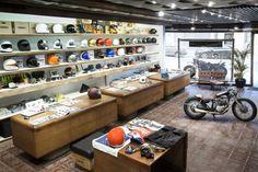 8negro: Visita: La Urbana Bike.