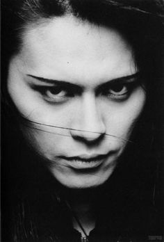 Atsushi Sakurai from Buck-Tick. Why did it take me almost 10 years to discover this guy?