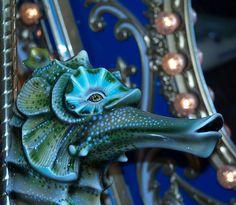gorgeous seahorse