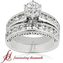 Oooo yes. Fascinating diamonds wedding ring