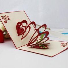 Handmade Welcome Greeting Card