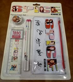 Spice Girls Merchandise