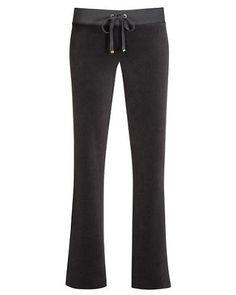 Juicy Couture-original Velour Drawstring Pant