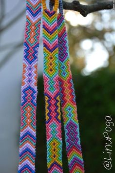 ❋ Handmade colourful friendship bracelets. Cute accessory for you and your friends! :)    ❋ Length : about 15cm/5.90 inches + braids    ❋ We offer 3