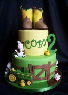 Farm Cake...