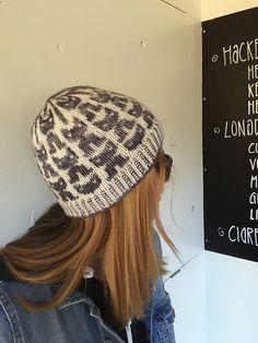 Micetto pattern by Katrin Schubert knit in Madelinetosh Tosh DK