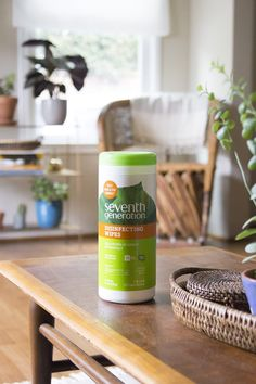 A No-Stress Schedule for Spring Cleaning // Seventh Generation x DARLING