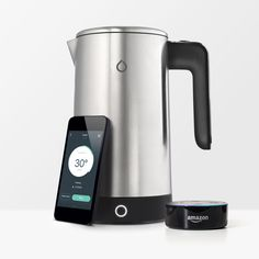 Alexa... put the kettle on. This sht just got real. The iKettle 3rd Gen has taken smart home devices (and lazy hot drink making) to the next level. Laden with a
