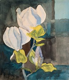Magnolie, 1928         © Fondazione Hermann Hesse Montagnola