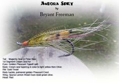 Fly Shop Tying Traditional and Classic Atlantic Salmon and trout Flies ...