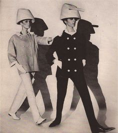 Bazaar March 1964 -Spring Collections-The Avant Garde