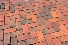 53-DD 4x8 Paver, York Red Paver
