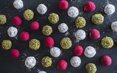 Delicious rich chocolate truffles, perfect for Christmas or any time you need a treat. Gluten-free and dairy-free recipe. Christmas Truffles, Christmas Treats, Christmas Baking, Winter Christmas, Chocolate Bowls, Chocolate Truffles, Dairy Free Recipes, Real Food Recipes, Gluten Free