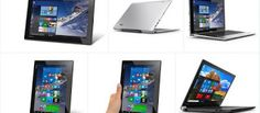 UNIVERSO NOKIA: Toshiba Encore 10K Ibrido Primo 2-in-1- Windows 10...