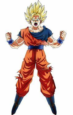 Goku ss - Dragon ball z