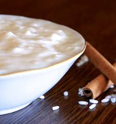 Greek rice Pudding recipe (Rizogalo)