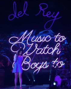 Music to watch boys to x