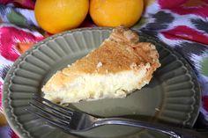 Lemon Custard Pie Lemon Custard Pie, Custard Pies, Corned Beef Pie, Homity Pie, Chicken And Mushroom Pie, Delicious Desserts, Dessert Recipes, Fish Pie, Cream Cheese Dips