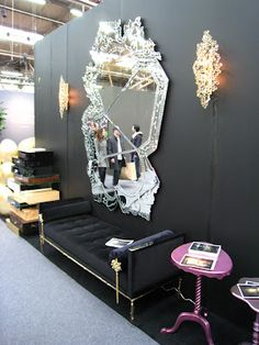 Pictures from the Architectural Digest Show ....DemoraisInternational.com