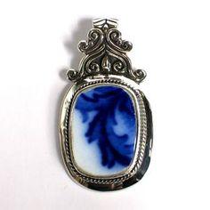 Jewelry Flow Flo Blue Sterling