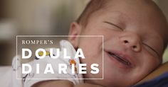 This looks so cool! 'Romper's Doula Diaries' Video Series Spotlights The Women Who Make Birth Better #doula #birth #baby https://link.crwd.fr/31Sk