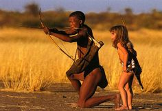[ARTICLE] Real Life Mowgli: Girl Who Grew Up in the African Wildlife