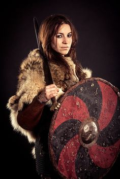 nordic-nature:  Viking Warrior by PabloGaleano on Flickr.