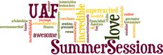 This is what our student's are saying about Summer Sessions at UAF.