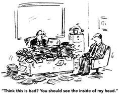Image result for home office meme clutter