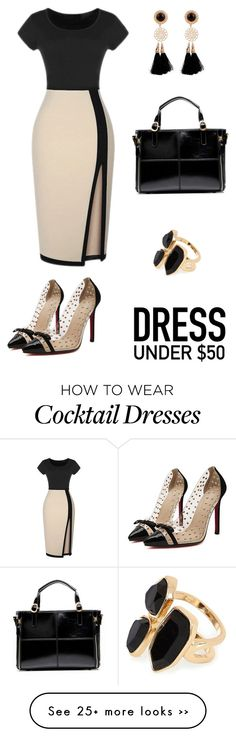 """Everything is Under $50"" by ldesouza13 on Polyvore"