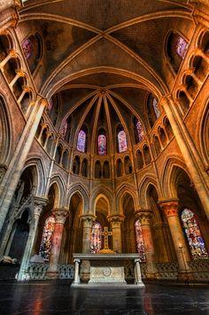 Lausanne Cathedral, Switzerland