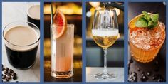 20 Most Popular Bar Drinks Ever - Classic Cocktails You Should Know Bartender Drinks, Bar Drinks, Cocktail Garnish, Champagne Cocktail, Lime And Tonic, Best Non Alcoholic Drinks, Drinks Alcohol, Campari And Soda, Sweet Afton