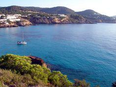 Ibiza-Cala tarida in October 2013