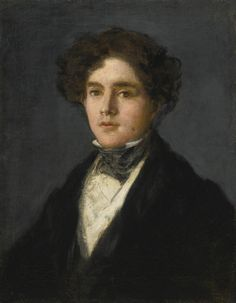 Portrait of Mariano Goya, 1827, Francisco José de Goya y Lucientes