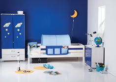 Thuka Trendy 10 Single Bed with Safety Rails. Rooms to grow website