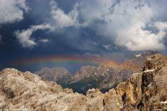 Arcobaleno e nuvole - Foto scattata con α5100 e SEL1670Z  Sito Web: www.juzaphoto.com